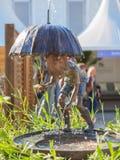 伦敦,英国- 2017年5月25日:RHS切尔西花展2017年 图库摄影