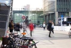 伦敦,英国- 2014年3月10日 库存图片