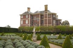 伦敦,里士满英国- 2014年4月05日里士满公爵房子 库存照片