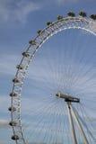伦敦3四分之一视图的眼睛 库存图片