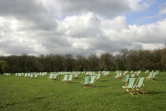 伦敦绿园 库存图片