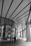 伦敦- 9月21 :对威利斯大厦的入口 免版税库存图片