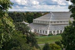 伦敦- 9月7 :Kew庭院的温和议院9月 库存照片