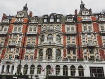 伦敦建筑学 库存照片