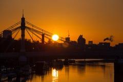 伦敦 免版税图库摄影