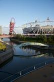 伦敦2012年 免版税库存图片