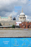 伦敦2012年 免版税图库摄影