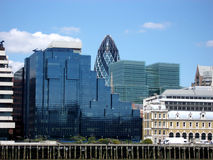 伦敦91 免版税库存照片