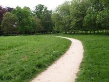伦敦Gunnersbury公园英国风景公园 库存照片