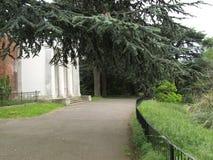 伦敦Gunnersbury公园英国风景公园 免版税库存照片