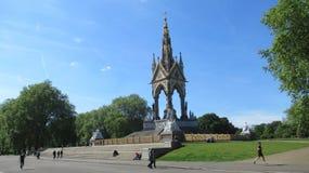 伦敦Jubileu皮公园好日子 免版税库存图片