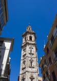 巴伦西亚,响铃圣卡塔利娜 免版税库存照片