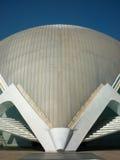 巴伦西亚,西班牙- 2009年8月:艺术和科技馆卡拉特拉瓦 库存照片