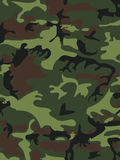 伪装样式背景 森林地样式 传染媒介illustrati 库存图片