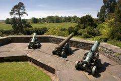 伯克利城堡gloucestershire 库存图片