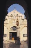 伯利恒以色列jerom巴勒斯坦圣徒 图库摄影