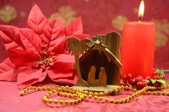 伯利恒圣诞节 免版税库存图片
