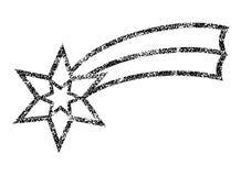 伯利恒星形  皇族释放例证