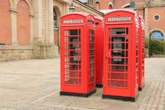 伯勒屯镇,英国 免版税库存照片
