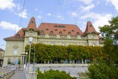 伯尔尼娱乐场kultur瑞士 免版税图库摄影