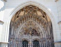 伯尔尼,瑞士大教堂  免版税库存照片