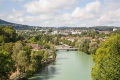 伯尔尼,瑞士 免版税库存图片