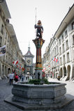 伯尔尼,瑞士 免版税库存照片