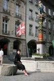 伯尔尼,瑞士 图库摄影