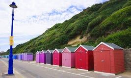 伯恩茅斯码头 免版税库存图片