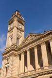 伯明翰博物馆和美术画廊,英国 库存照片