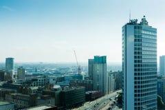 伯明翰英国 免版税图库摄影