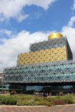 伯明翰,西密德兰,英国图书馆  免版税库存图片