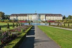 Ludwigsburg宫殿,德国 图库摄影