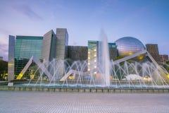 位于荣町的名古屋市科技馆,名古屋日本 库存图片
