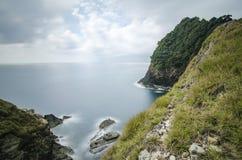 位于Terenganu的Kapas海岛暗藏的秀丽,马来西亚在 免版税图库摄影