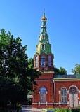 12位传道者的寺庙 免版税库存图片