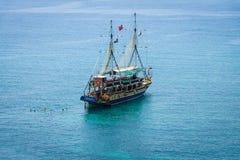 04位加勒比海盗 图库摄影