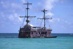 04位加勒比海盗 库存照片