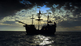 04位加勒比海盗 免版税库存图片