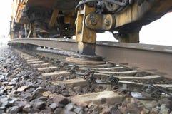 位置铁路运输 免版税库存图片