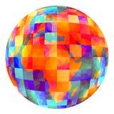 低多地球 免版税库存照片