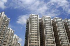 低收入人民的新的indemnificatory住房 免版税库存图片