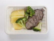 低热值食物 免版税库存图片