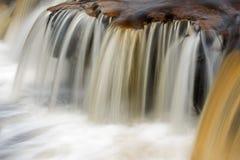 更低的休伦湖秋天 免版税库存照片