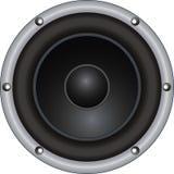 低音扬声器 免版税库存照片