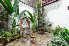 住处马尼拉博物馆在马尼拉菲律宾 免版税图库摄影