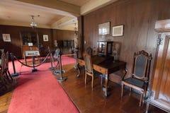 住处马尼拉博物馆在马尼拉菲律宾 库存照片