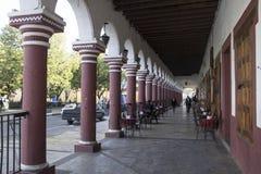 住处cristobal las圣 免版税库存图片