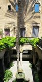 住处de l Ardiaca,巴塞罗那 免版税图库摄影