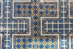 住处de los Azulejos墙壁 免版税图库摄影